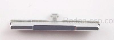 Кнопки громкости (толкатель) Samsung G850F Galaxy Alpha, GH98-34517A (оригинал)