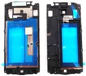 Средняя часть корпуса под дисплей (шасси) Samsung A300H Galaxy A3, GH98-34735A (оригинал)