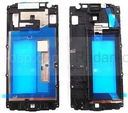 Средняя часть корпуса под дисплей (шасси) Samsung A300H Galaxy A3, GH98-34735A (оригинал), radan-osp.com - оригинальные комплектующие, фото