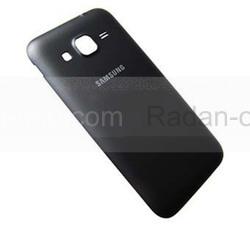 Крышка батареи Samsung G360H Galaxy Core Prime (Charcoal Grey), GH98-35531B (оригинал), radan-osp.com - оригинальные комплектующие, фото
