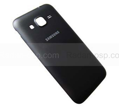 Крышка батареи Samsung G360H Galaxy Core Prime (Charcoal Grey), GH98-35531B (оригинал)