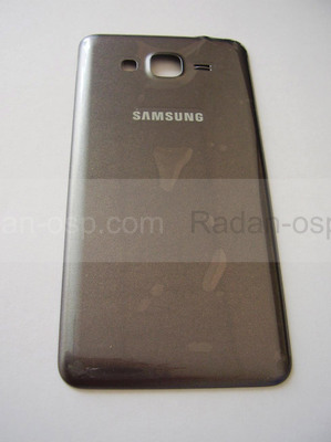 Задня кришка Samsung G530H Grand Prime (Gray), GH98-35592B (оригінал)