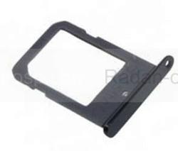Держатель SIM Samsung G925F Galaxy S6 Edge (Black), GH98-35872A (оригинал), radan-osp.com - оригинальные комплектующие, фото