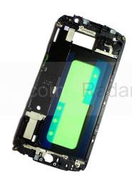 Средняя часть корпуса Samsung G920F Galaxy S6 Single Sim, GH98-35912A (оригинал), radan-osp.com - оригинальные комплектующие, фото