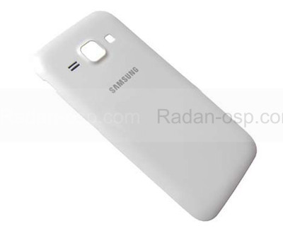 Крышка батареи Samsung J100H Galaxy J1 (White), GH98-36089A (оригинал)