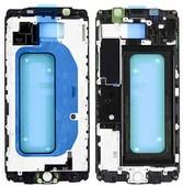 Средняя часть (панель передняя) Samsung Galaxy A5 A510 Duos 2016 (для цветов Pink Gold, Gold, Black), GH98-38625B (оригинал)
