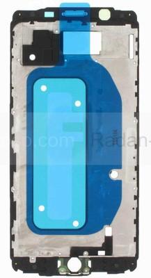 Средняя часть (панель передняя) Samsung Galaxy A5 A510 Duos 2016 White, GH98-38625C (оригинал)