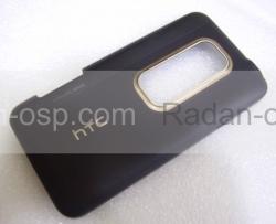 Крышка задняя HTC X515m Shooter EVO (черная), 74H02004-00M (оригинал), radan-osp.com - оригинальные комплектующие, фото