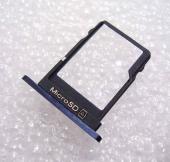 Держатель SD карты памяти Nokia 5 (Tempered Blue), MEND102014A (оригинал)