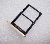 Держатель сим карты Dual Sim Nokia 5 (Copper), MEND102023A (оригинал)