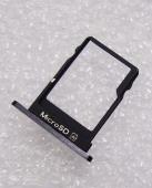 Держатель SD карты памяти Nokia 5 Black, MEND102034A (оригинал)
