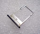 Держатель SD карты памяти Nokia 3 (черный), MENE152013A (оригинал)