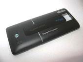 Sony K770I Крышка аккумулятора, черная, ODM53-89030 (оригинал)