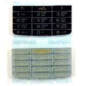 Sony W960i Клавиатура набора номера русс./ лат, Black, SXA1097441/4 (оригинал)