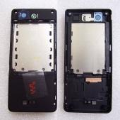 Sony W880I Панель задняя, черная, SXK1097404 (оригинал)