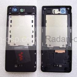 Sony W880I Панель задняя, черная, SXK1097404 (оригинал), radan-osp.com - оригинальные комплектующие, фото