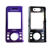 Sony S500I Передняя панель корпуса, Purple, SXK1097504/501 (оригинал)