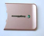 Sony W580I Крышка аккумулятора, Pink/ Orange, SXK1097683/4 (оригинал)