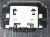 FLY IQ452 quad Коннектор micro USB, TY012111Y7 (оригинал)