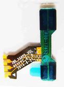 FLY IQ4503 quad Шлейф кнопки громкости, X5030F0015 (оригинал)