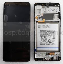Дисплей (экран) Samsung Galaxy A32 4G A325 (Black, Blue, Lavenda, White), GH82-25611A, GH82-25566A сервисный оригинал, radan-osp.com - оригинальные комплектующие, фото